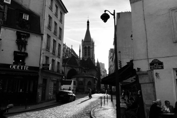 Paris, May 2017